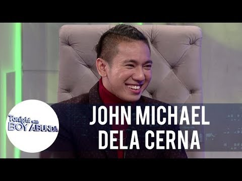 John Michael dela Cerna clarifies the issue between him and Elaine Duran | TWBA