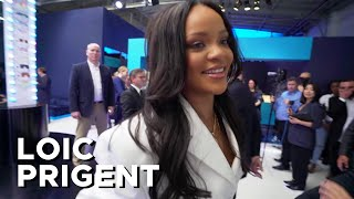 I MET RIHANNA IN PARIS! (Bernard Arnault was there too) by Loic Prigent