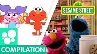 Sesame Street: Nursery Rhymes Songs Compilation with Elmo and Friends!