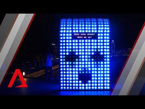 i Light Marina Bay 2018: Highlights
