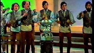 Comparsa - Orfebre | Actuación en Gente Joven | Carnaval 1986
