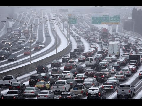 Top 10 traffic jams in the world