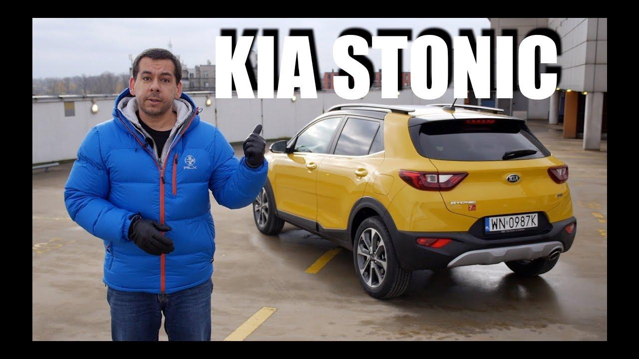 KIA Stonic (PL) – test i jazda próbna