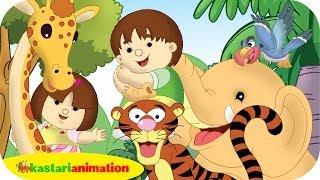 Ku Tahu Nama Satwa bersama ella dan ello - Kastari Animation Official
