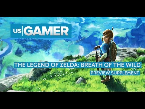 Legend of Zelda: Breath of the Wild - The First Five Hours Abridged