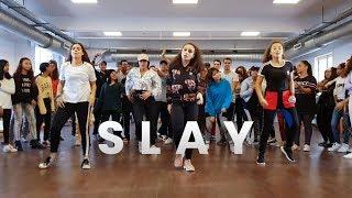 Manal - SLAY x ElGrandeToto | Dance Choreography