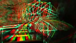 3D Стерео видео ролик   Американские Горки смотреть в 3D очках(, 2012-09-21T14:05:06.000Z)