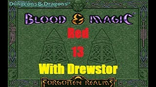 Lets Play Blood and Magic Harvest of Horrors Red 1
