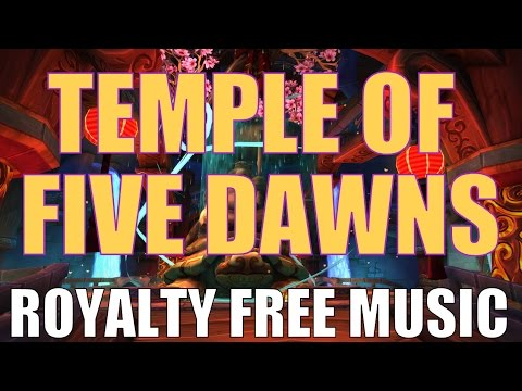 Sharm ~ Temple Of Five Dawns (Royalty Free Music)