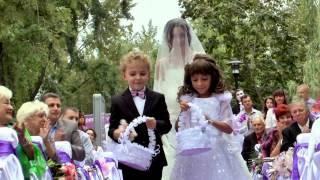 Свадебная Церемония. Павел и Виктория 14.09.2013