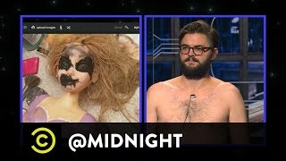 Nick Thune, Whitney Cummings & Brendon Walsh - Terms of Ensearchment - @midnight with Chris Hardwick