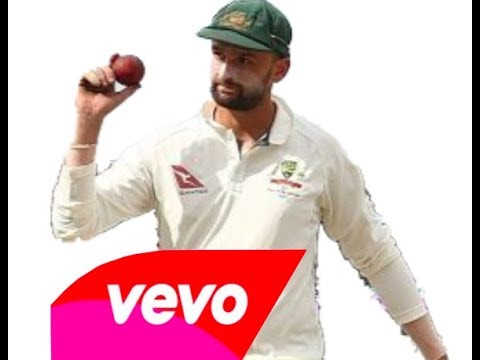 NATHAN LYON PARODY - The GOAT in the ASHES