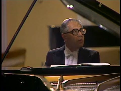 Gary Graffman plays Prokofiev Piano Concerto no. 4, op. 53 - video 1990