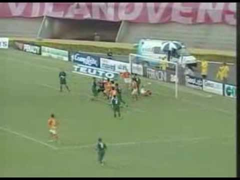 Jogo Completo: Vila Nova 1 x 6 Goiás - Campeonato Goiano 2009
