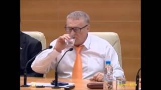 Свободная общеполитическая дискуссия с Жириновским 24.06.13