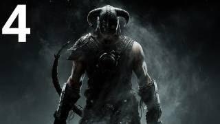 The Elder Scrolls 5 Skyrim Прохождение на русском - Часть 4