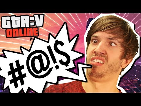 TRY NOT TO SWEAR! | GTA 5 Online Playlist