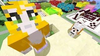 Minecraft Xbox - Pyramid [406]