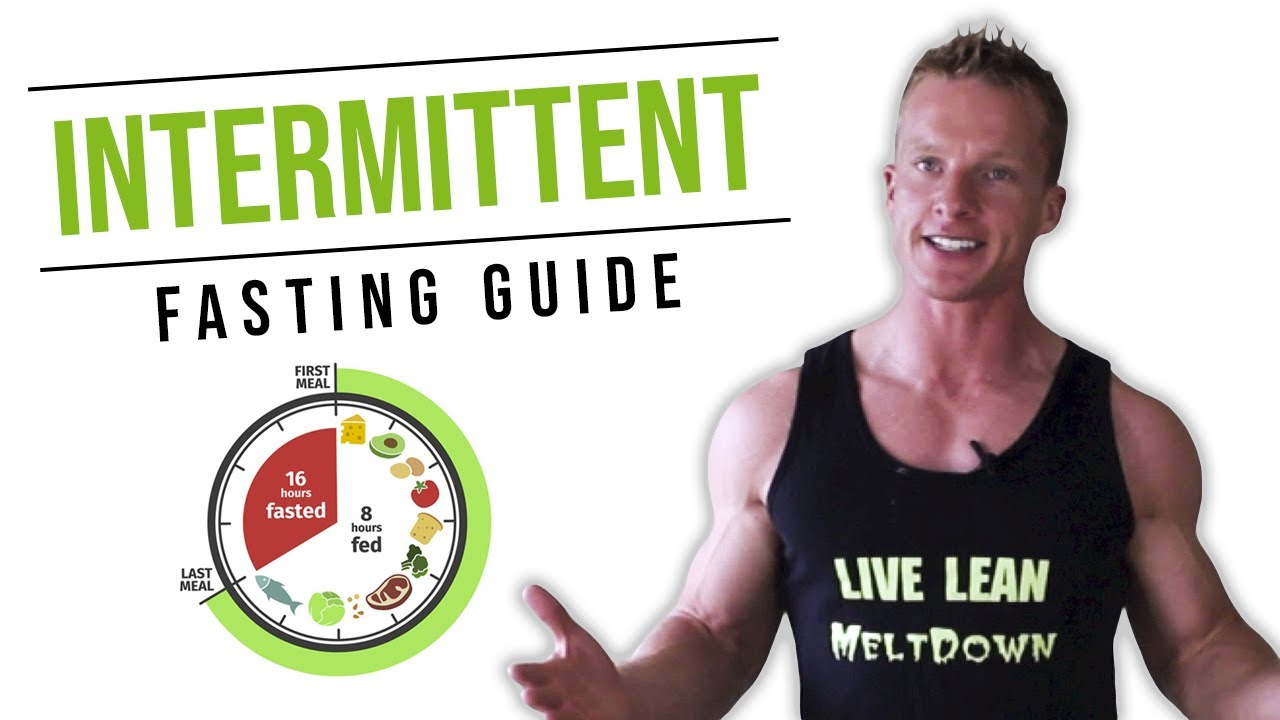 Intermittent Fasting - cover