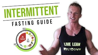 INTERMITTENT FASTING: FEEDBACK FROM MY 14 DAY EXPERIMENT #LLTV