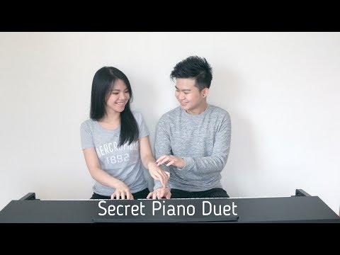 Jay Chou - Secret Piano Duet