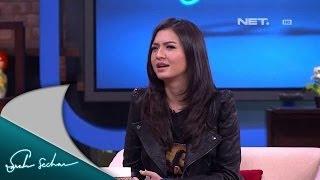 Sarah Sechan - Raline Shah cerita soal kecantikannya