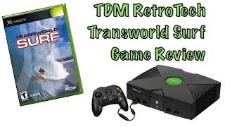 Transworld Surf - Xbox Game Review