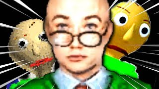 DON'T Play These Awful Baldi's Basics Ripoff Games