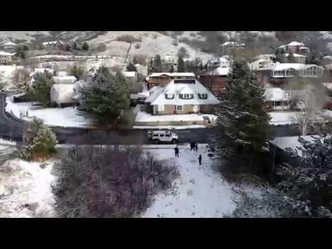 Cottonwood Heights, Utah By Drone
