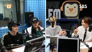[ENG SUB] Sehun mistaking Jeonghan as Johnny incident - NCT Night Night 170328