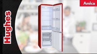 Amica Retro Kühlschrank Ohne Gefrierfach : Amica retro kühlschrank creme u fab hairdesign