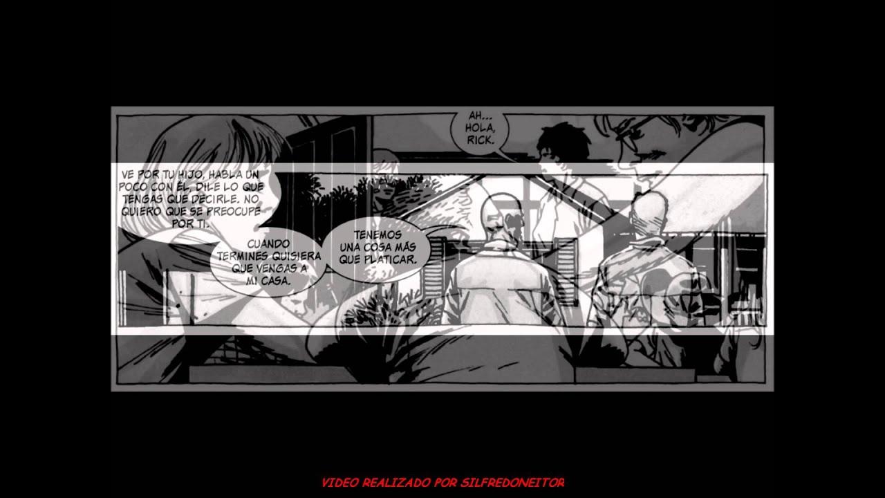 The Walking Dead Comic 75 Español by Silfredo Gonzalez