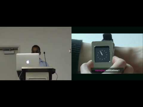Doppio: A Reconfigurable Dual-Face Smartwatch for Tangible Interaction