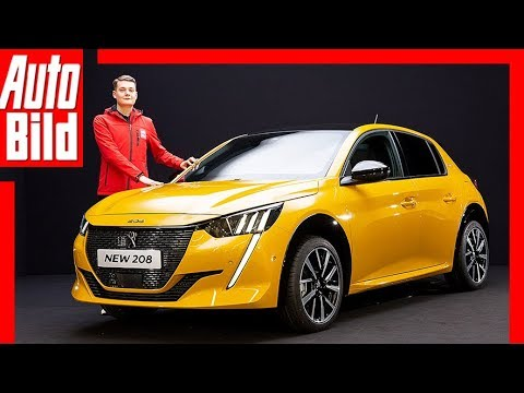 peugeot 208 2019 sitzprobe vorstellung review youtube. Black Bedroom Furniture Sets. Home Design Ideas