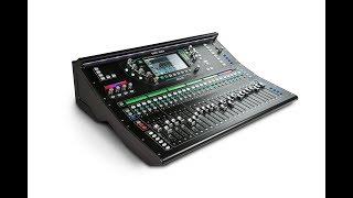 Allen & Health SQ-6 48 Channel 36 Bus Digital Mixer