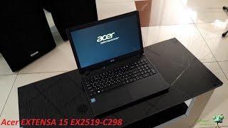 Обзор ноутбука Acer Extensa 15 EX2519-C298 (NX.EFAER.051)