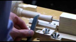 Diy Manual Wood Turning Lathe (foot Operated)