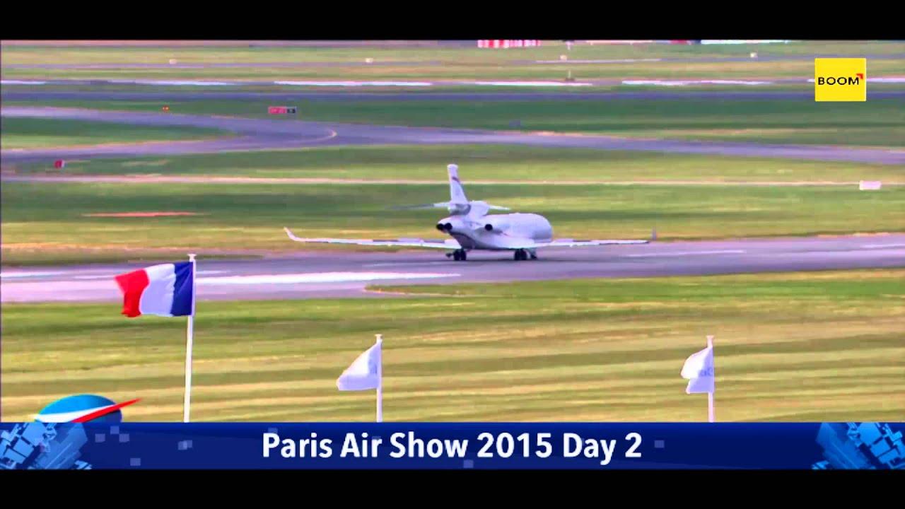 Paris air show 2015 tuesday 16 june doovi for Air show paris 2015