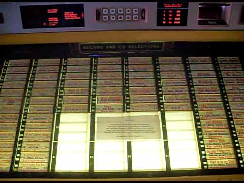 My Rowe AMI R-91 Jukebox playing Led Zeppelin - The Immigrant Song