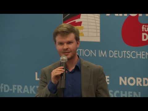 """Wir wollen, dass Sie entscheiden!"" - Dr. Michael Espendiller - AfD-Bürgerdialog Solingen 29.10."