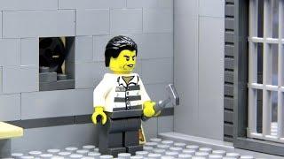 Lego Prison Break Unlucky Man