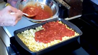 Pepperoni Pizza Mac & Cheese - My Way - Part 1
