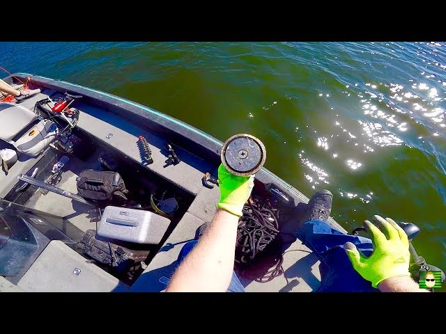 MAGNET FISHING HELLS GATE!!!