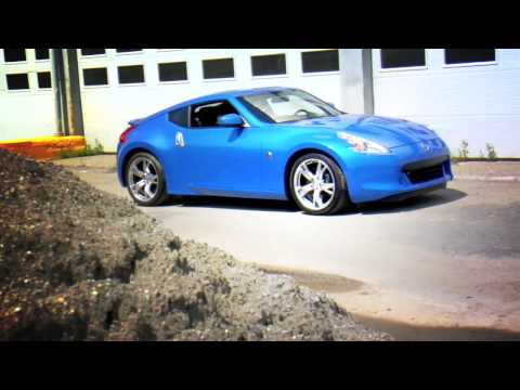 2009 Nissan 370Z Review - FLDetours