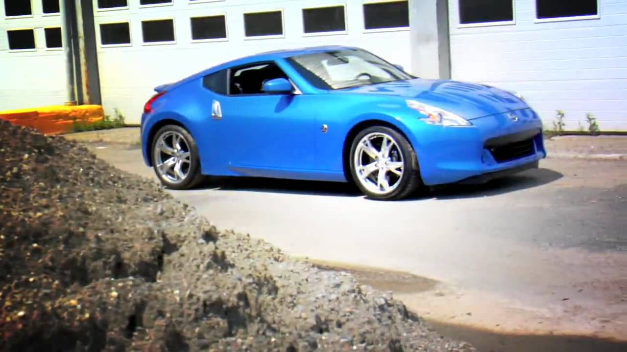2009 nissan 370z review fldetours youtube vanachro Image collections