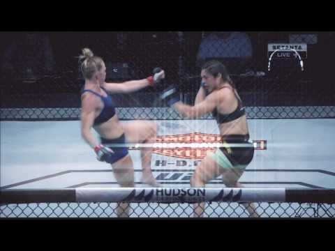 Holly Holm vs Bethe Correia | AK | UFC Fight Night Singapore