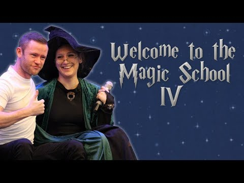 Convention Harry Potter  Welcome to the Magic School IV