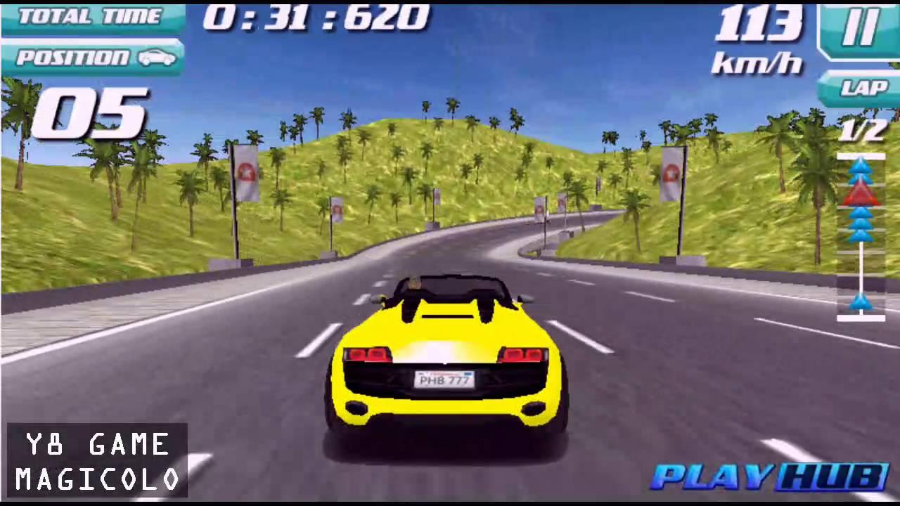 Car Racing Games Online Free Y8 | GamesWorld