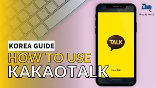 How to use Kakao Talk | Downloading, Making Account, Adding Friends, Video Calling, Emoticons & More screenshot 2
