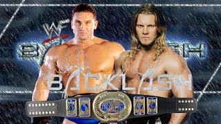 Chris Jericho vs Ken Shamrock | Intercontinental Championship | WWF NO MERCY